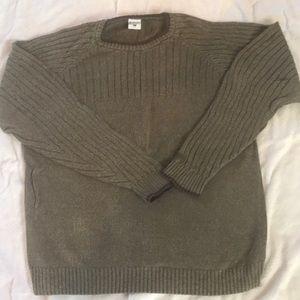 Men's Columbia XL cardigan sweater